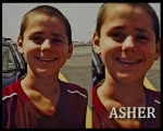 TRIBUTE - ASHER
