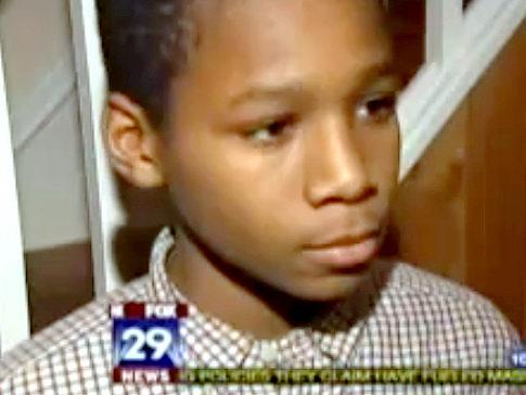 Teen gay black